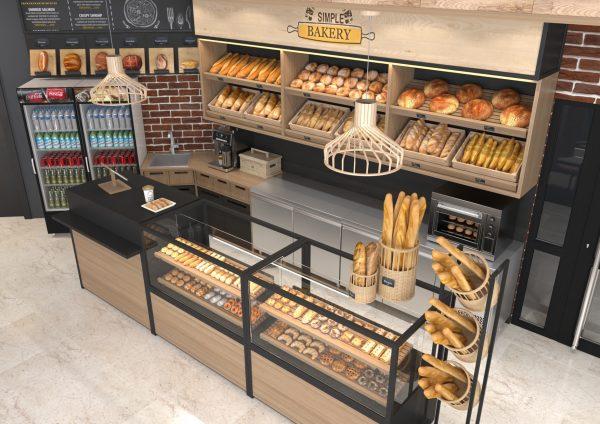 Пекарня Chef's BAKERY (Пекарня від Шефа) г. Сумы